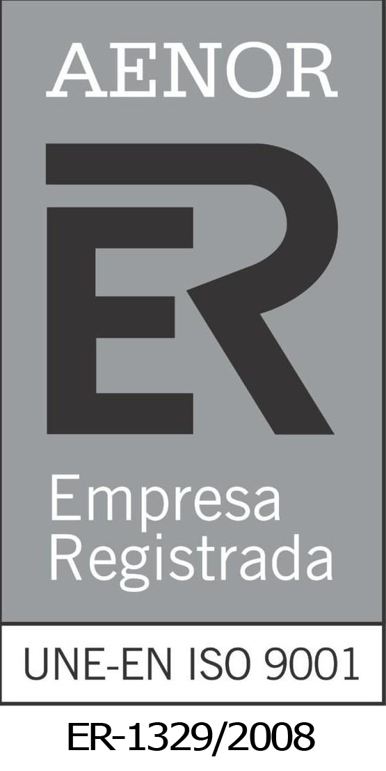 Certificado AENOR Siscocan